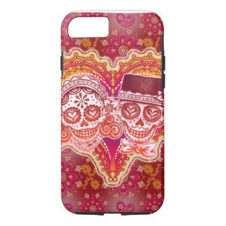 Sugar Skull Couple iPhone 7 case