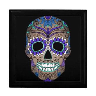 Sugar Skull Day of the Dead Gift Box