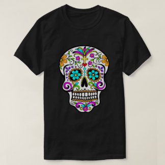 "Sugar Skull ""Day of the Dead"" T-Shirt"