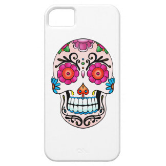 Sugar Skull - Day of the Dead, Tattoo, Mexico iPhone SE/5/5s Case