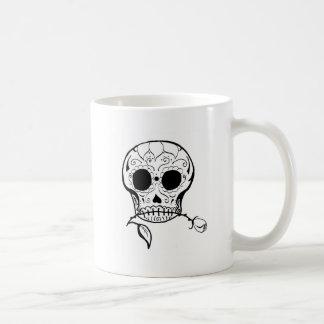 Sugar Skull Día de los Muertos Mugs