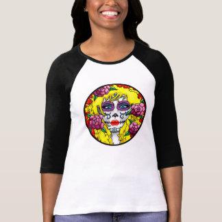 Sugar Skull Dia de los muertos Shirt
