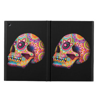 Sugar Skull iPad Air Case (Powis) Day of the Dead!