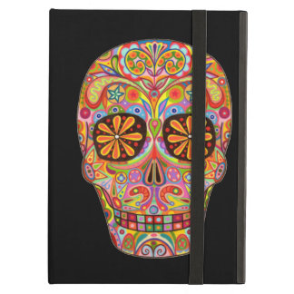 Sugar Skull iPad Case with Stand - Day of the Dead
