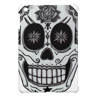 sugar skull iPad mini cover