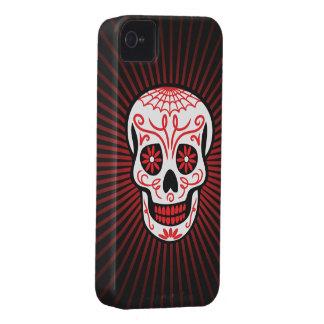 sugar skull iPhone 4 Case-Mate case