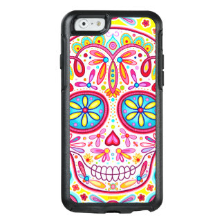 Sugar Skull iPhone 6/6S Case - Day of the Dead Art