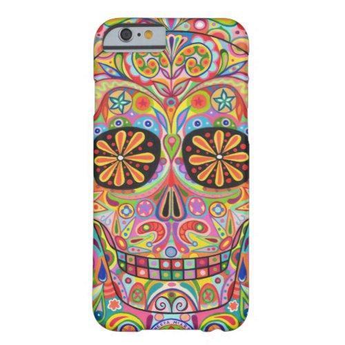 Sugar Skull iPhone 6 case Phone Case