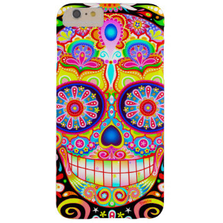 Sugar Skull iPhone 6 Plus Case