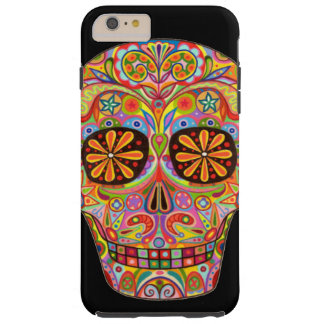 Sugar Skull iPhone 6 Plus Tough Case