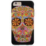 Sugar Skull iPhone 6 Plus Tough Case Tough iPhone 6 Plus Case