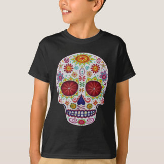 Sugar Skull Kids Shirt