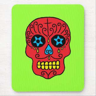 Sugar Skull Man Mouse Pad