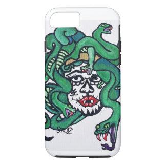 Sugar Skull Medusa Vampire iPhone 8/7 Case