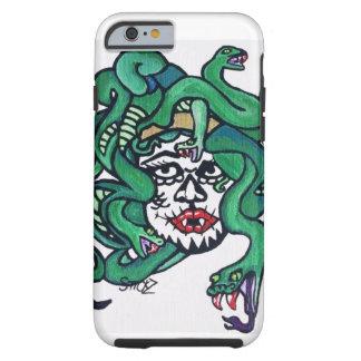 Sugar Skull Medusa Vampire Tough iPhone 6 Case