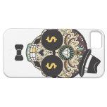 Sugar Skull Money iPhone 5 Covers