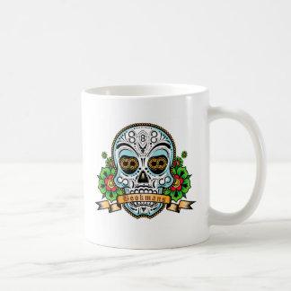 Sugar Skull Original Coffee Mug