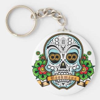 Sugar Skull Original Keychain