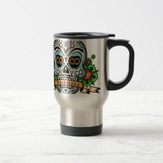 Sugar Skull Original Travel Mug