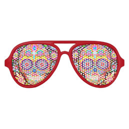 Sugar Skull Party Shades