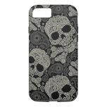 Sugar Skull Pattern Case-Mate Tough iPhone 7 Case