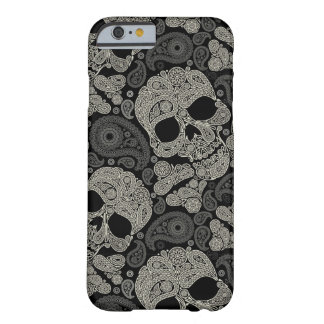 Sugar Skull Pattern iPhone 6 Case