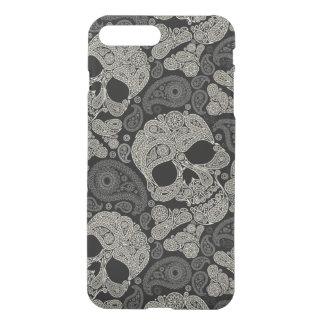 Sugar Skull Pattern iPhone 7 Plus Case