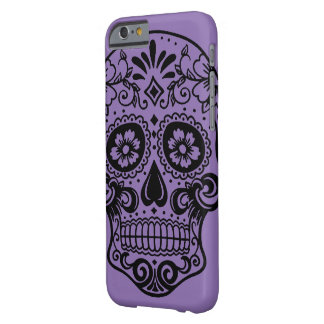 Sugar Skull Phone Case Barely There iPhone 6 Case
