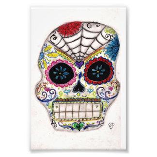 Sugar Skull Photo Print