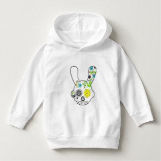 Sugar Skull Rabbit Hoodie