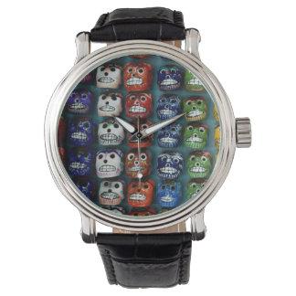 Sugar Skull reloj de pulsera Watch