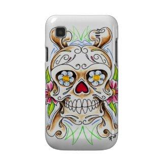 Sugar Skull Samsung Galaxy Case casematecase