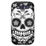 Sugar Skull Samsung Galaxy S3 Covers