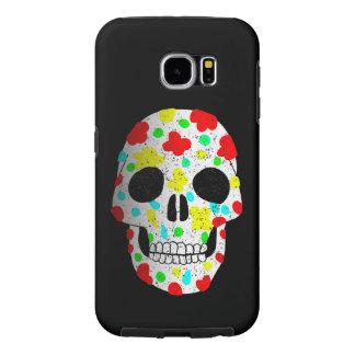 Sugar Skull Samsung Galaxy S6 Case