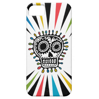Sugar Skull sharpie iPhone 5 case