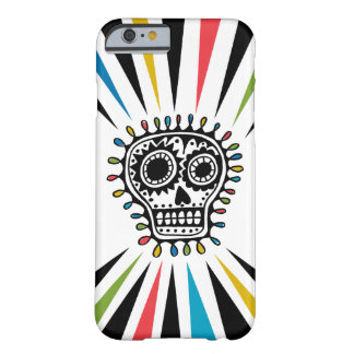 Sugar Skull sharpie iPhone 6 case