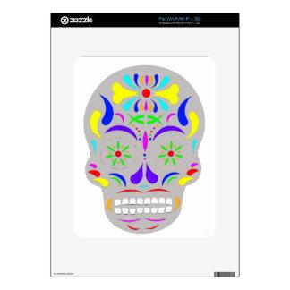 Sugar Skull Skin For iPad