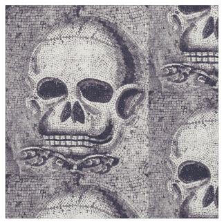 Sugar Skull Sort Of Fabric