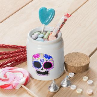 Sugar Skull - Tattoo Design Candy Jar