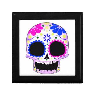 Sugar Skull - Tattoo Design Gift Box