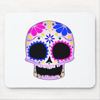 Sugar Skull - Tattoo Design Mouse Pad