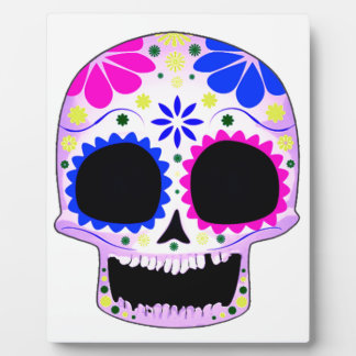 Sugar Skull - Tattoo Design Plaques
