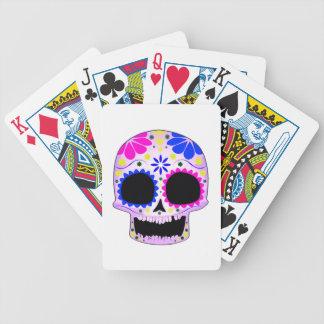 Sugar Skull - Tattoo Design Deck Of Cards