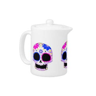 Sugar Skull - Tattoo Design