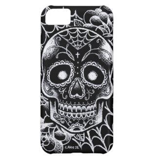 Sugar Skull Tattoo Flash iPhone 5C Cover