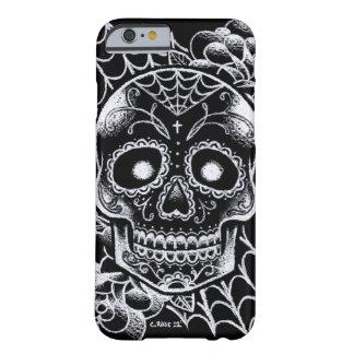Sugar Skull Tattoo Flash iPhone 6 Case