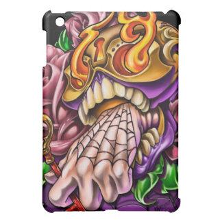 Sugar Skull Tattoo iPad Case