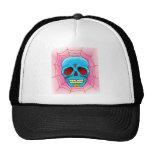 Sugar Skull Trucker Hats