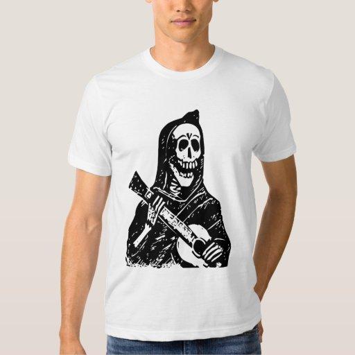 Sugar Skull Vihuela T Shirt