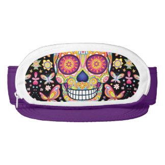 Sugar Skull Visor - Fanny Pack Sugar Skull Visor